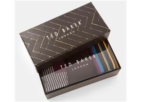 Ted Baker Socks (3 Pack) - Holy Multi