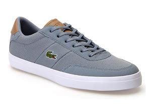Lacoste Shoes - Court Master 118 Grey
