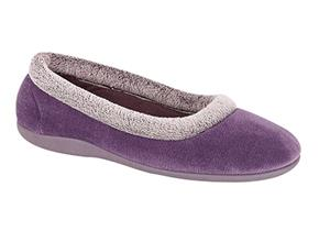 Sleepers Slippers - Julia LS939 Purple