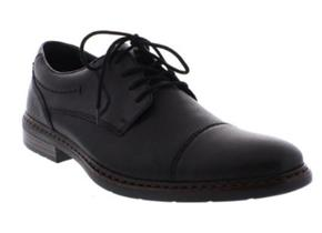 RIEKER SHOES - 11719 BLACK