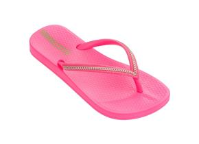 Ipanema Sandals - Kids Anatomica Metallic 21 Pink