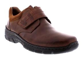 RIEKER SHOES - 19962 BROWN