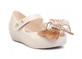 Melissa Shoes - Mini Ultragirl Sweet Special Ivory Contrast