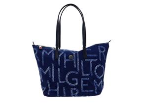 Tommy Hilfiger Bags - Poppy Tote Rope Blue Multi