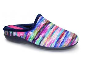 Lunar Slippers - Sherbert KLW004 Blue Multi