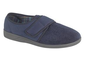Sleepers Slippers - Tom MS507 Navy