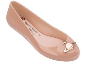 Vivienne Westwood + Melissa Shoes - Space Love 19 Nude