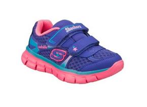 Skechers Girls Shoes - 80867 Synergy Purple