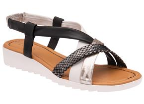 Lotus Sandals - Ronnie ULP171 Black Multi