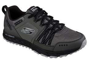 Skechers Shoes - Escape Plan 51591 Grey Black