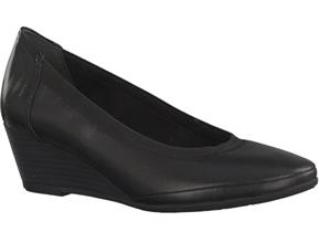 Marco Tozzi Shoes - 22300-29 Black Leather