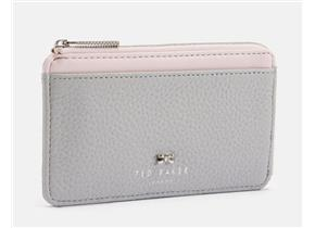 Ted Baker Card Holder - Lotta Grey
