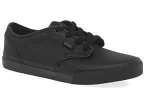 Vans Shoes - Atwood Lace Triple Black