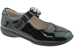 Lelli Kelly Shoes - Buttercup LK8310 Black Patent