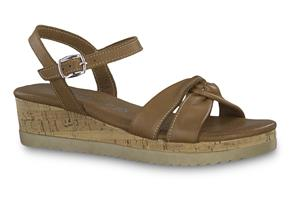 Tamaris Sandals - 28225-22 Tan