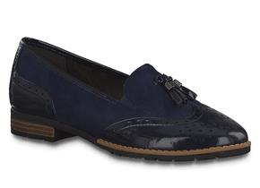 Jana Shoes - 24260-25 Navy