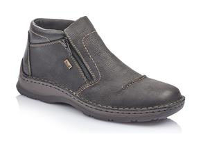 RIEKER SHOES - 05372 Black