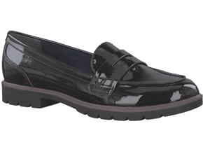 Tamaris Shoes - 24600-29 Black Patent