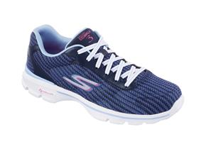 Skechers Shoes - Go Walk3 13981 Navy