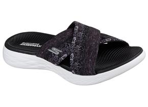 Skechers Sandals - On The Go 600 Monarch Black