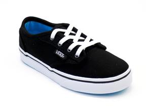 Vans Shoes - Atwood Lace Junior Black Multi