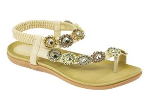 Lunar Sandals - Bloom JLH871 Brown