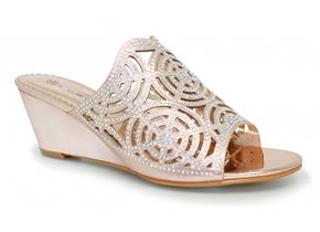 Lunar Shoes - Casper JLH994 Rose Gold