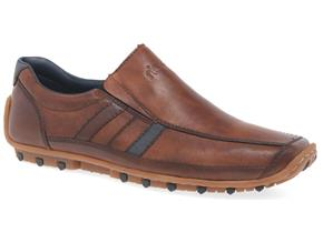Rieker Shoes - 08972 Tan