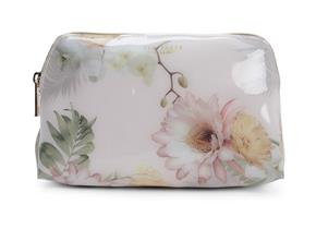 Ted Baker Washbag - Erlend Pale Pink Multi