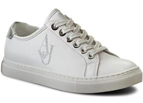 Armani Jeans Shoes - 925220-7P610 White