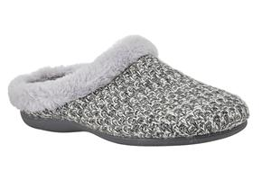 Lotus Slippers - Ada ULH036 Grey