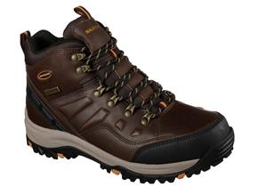 Skechers Boots - Relment Traven 65529 Dark Brown