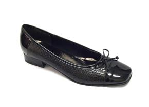 Riva Shoes - Pavia Black