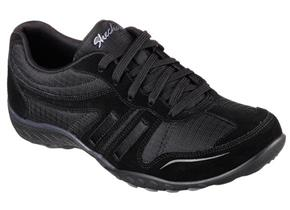 Skechers Shoes - Breathe Easy 22532 Black