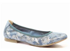 Caprice Shoes - Alba 22100-28 Blue Multi