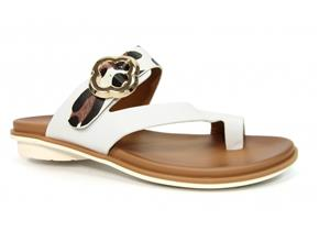 Lunar Sandals - Larkin JLH152 White