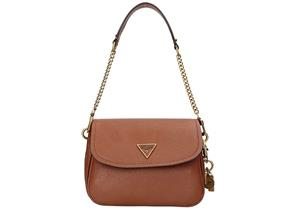 Guess Bags - Destiny Shoulder Bag Cognac