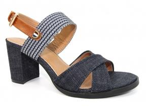 Lunar Sandals - Maddy JLF110 Denim