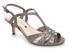Lunar Shoes - Francie FLR524 Pewter