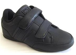 Deakins Shoes - Norma Velcro Black