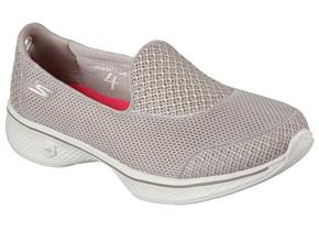 Skechers Shoes - Go Walk 4 14170 Taupe