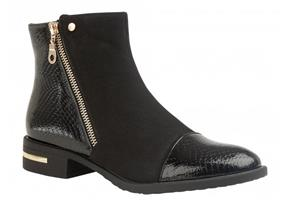 Lotus Boots - Coppice Black