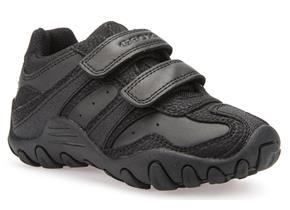 Geox Shoes - Crush J7328M Black