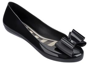 Zaxy Shoes - Pop Bow Black