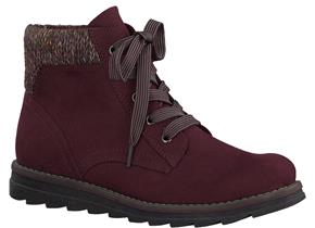 Marco Tozzi Boots - 25208-23 Burgundy