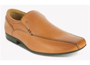 Front Shoes - Belmont Tan