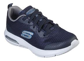Skechers Shoes - Dyna Air Quick Pulse 98100L Navy Blue