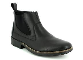 Rieker Shoes - 36062 Black