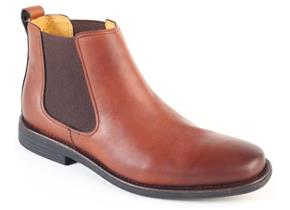 Steptronic Shoes - Austin Cognac