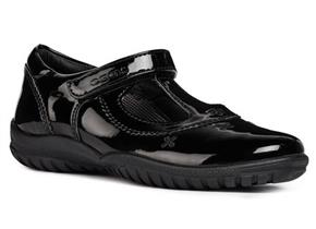 Geox Shoes - Shadow J84A6A Black Patent